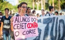 #26M – Manifestação contra cortes de verbas na educação federal