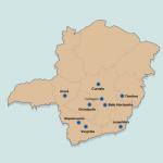 mapa unidades cefet3