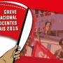 Conheça os principais pontos de reivindicação da pauta da Greve docente 2015