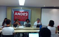 Reunião do Setor das IFES do ANDES-SN 03 a 05 de junho de 2016