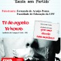 cartaz palestra