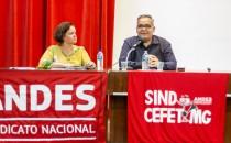 Palestra Antônio Gonçalves, presidente do ANDES -SN – Future-se: um ataque à educação pública