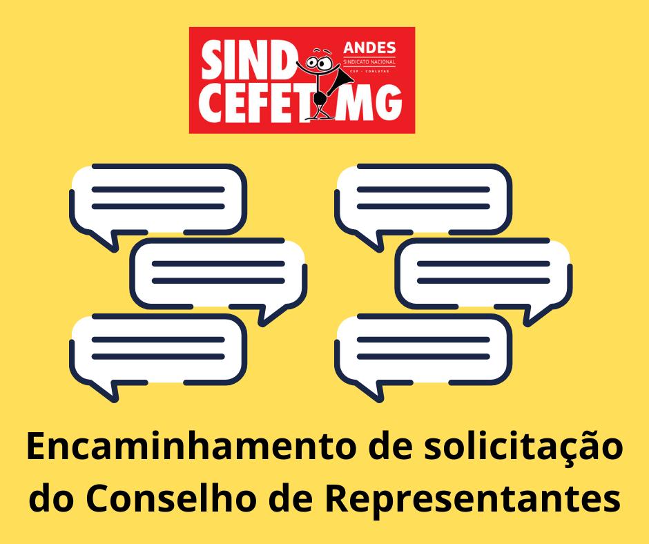 Conselho de Representantes